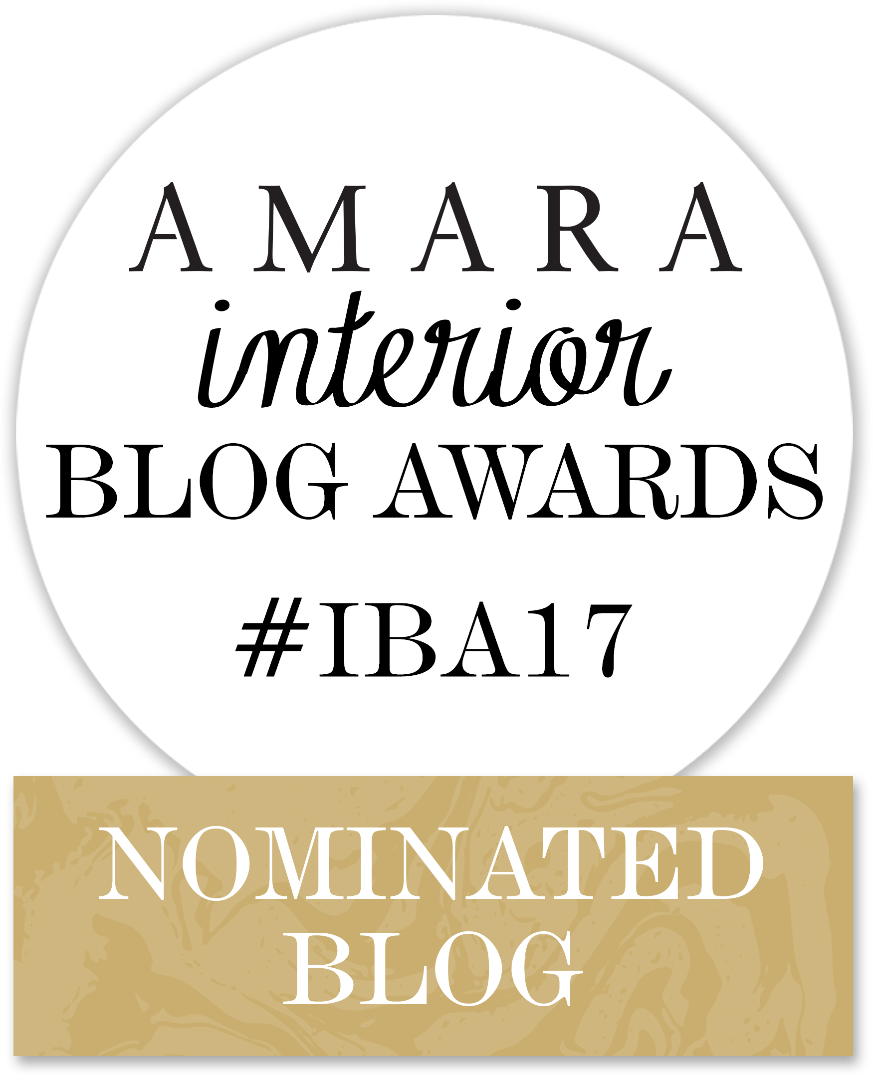 Nominated Blog Amara Interior awards